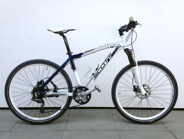 Scott Mountain Bike - Scott Scale 80 (Bild)
